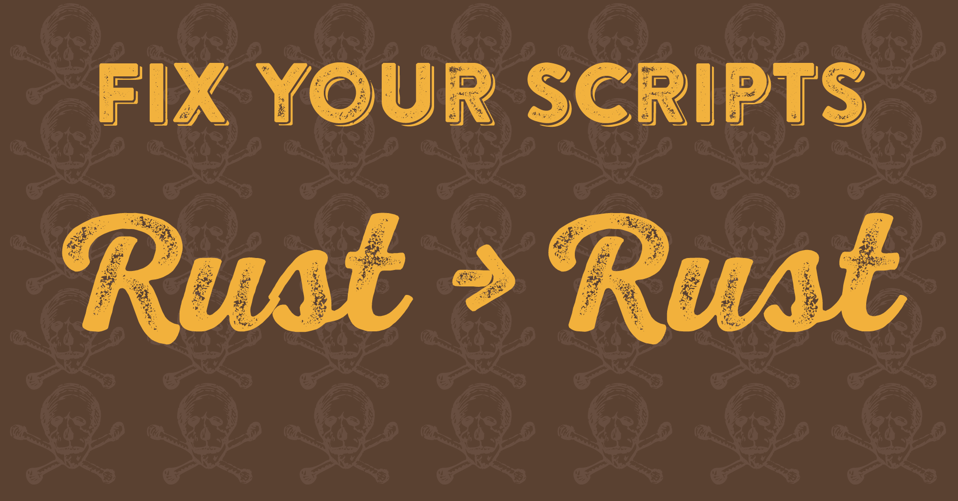 Quick Tip: How to Fix your Script Fonts