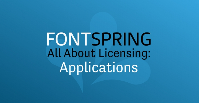 All About Licenses: App Licenses