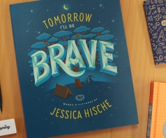 Book Review: Tomorrow I'll Be Brave