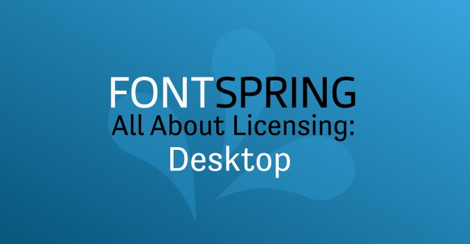 All About Licenses: Desktop Licenses