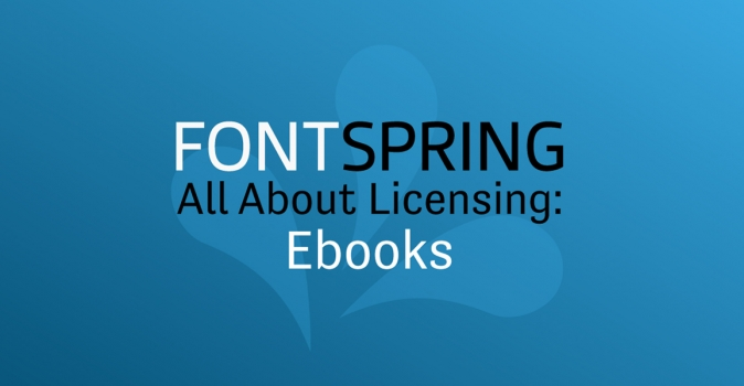 All About Licenses: Ebook Licenses