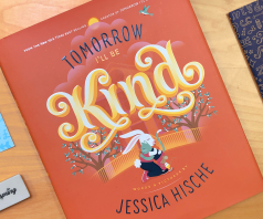 Book Review: Tomorrow I'll Be Kind