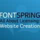 All About Licenses: Website Creation