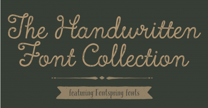 Trend Report: Handwriting Influences