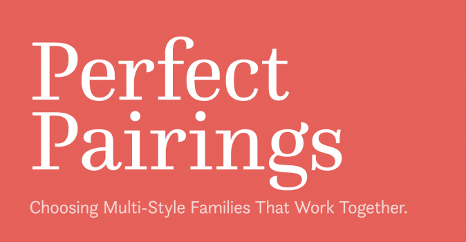Quick Tip: Buying Multi-style Families
