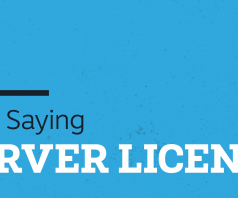 "Stop Saying ""Server License"""